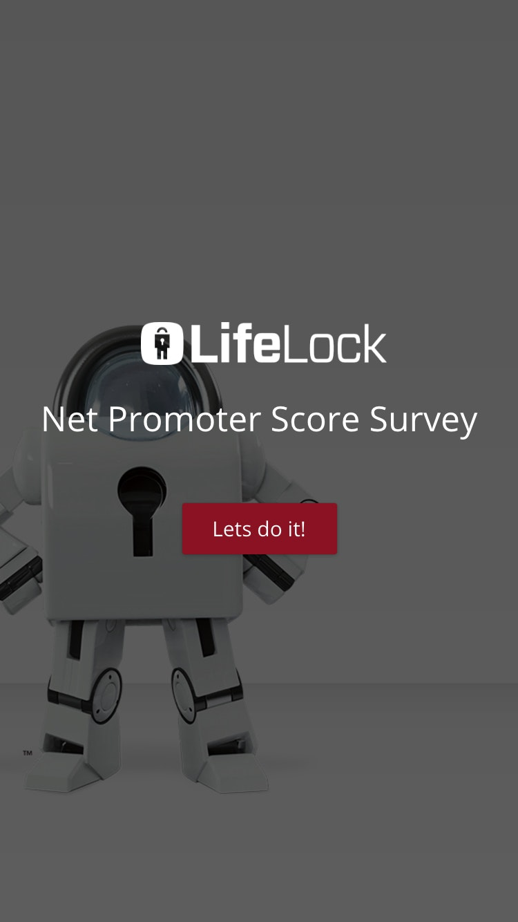 Survey lifelock 2