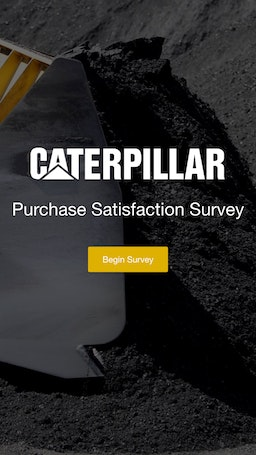 Survey caterpillar 1